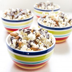 almond joy popcorn featured