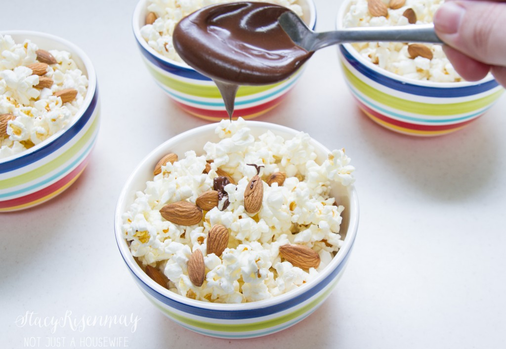 For even more coconut flavor, add coconut flavoring to the chocolate!