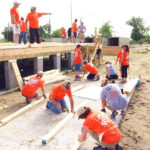 Home Depot & Habitat for Humanity in New Orleans