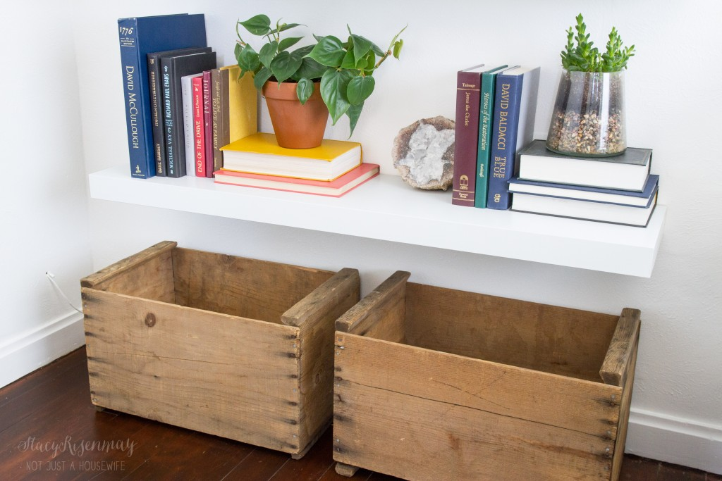 crate as storage