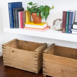 crates as storage - featured image