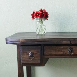 featured refinished desk