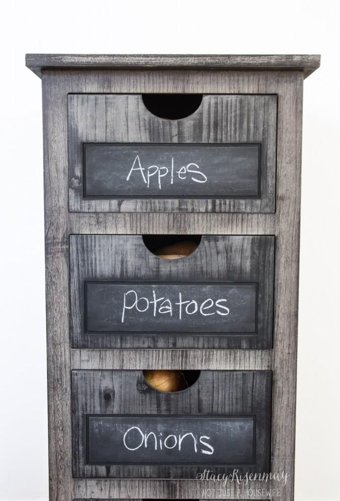 smaller dresser pantry