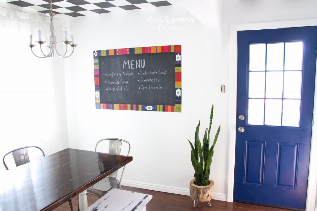Not Just a Housewife Dining Room