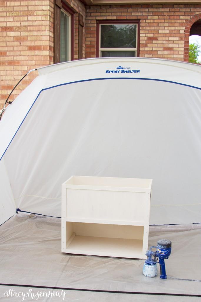 Spray Shelter