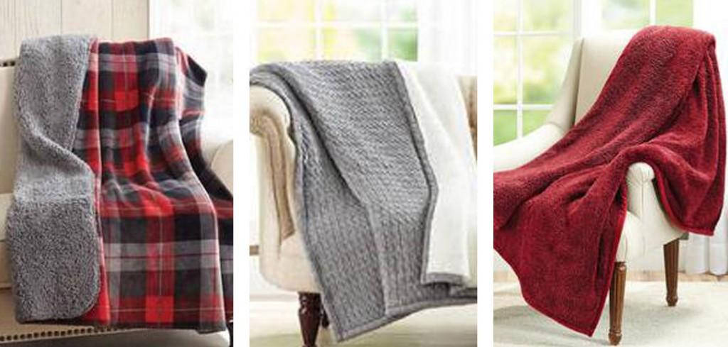 bhg blankets at walmart