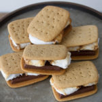 Homemade Graham Crackers for S'mores {Giveaway}
