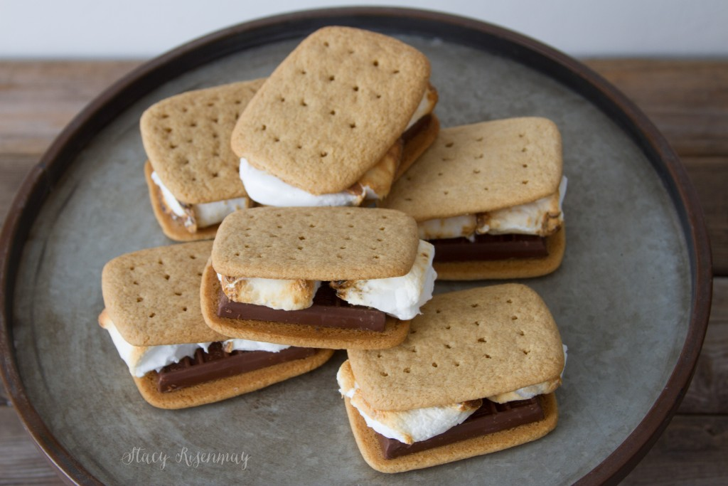 homemade graham crackers for smores