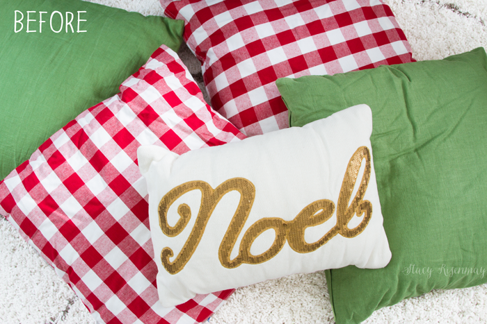 Christmas-pillows-after-being-stored-all-year