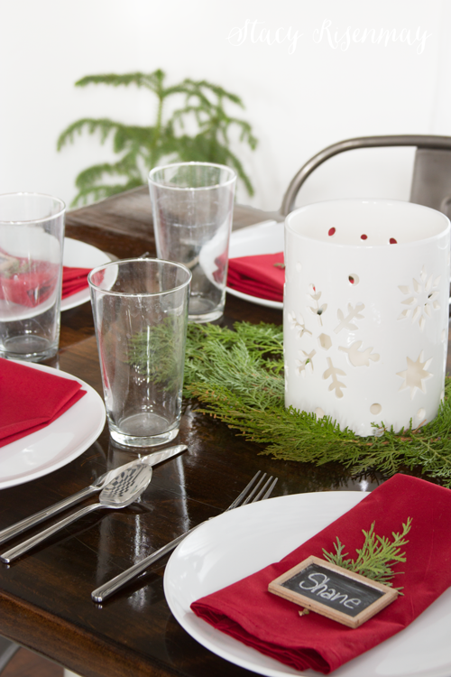 Christmas-place-settings