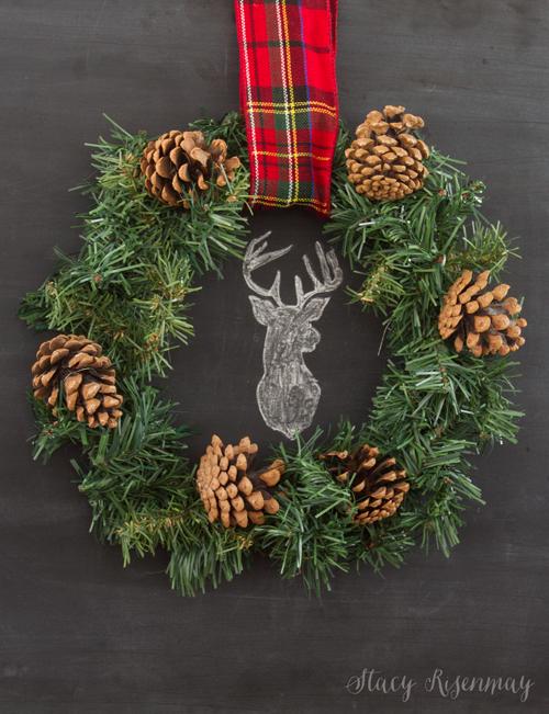 chalkboard-Christmas-deer
