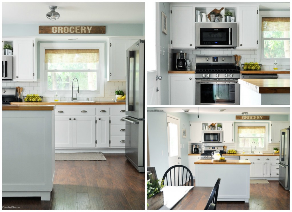 Industrial Kitchen Makeover