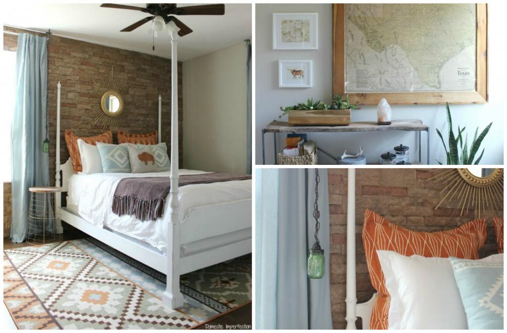 Southwest Guest Bedroom