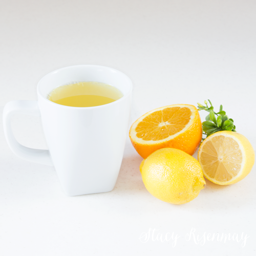 hot citrus drink