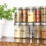 Fun Finds {Spice Jars}