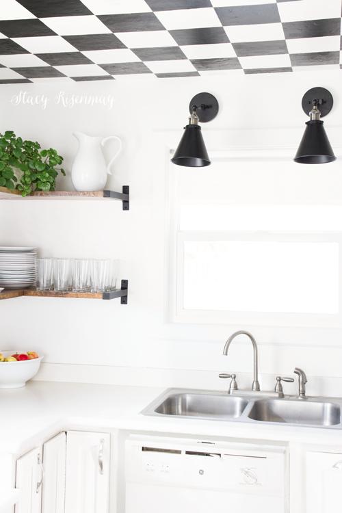 new-black-kitchen-lights