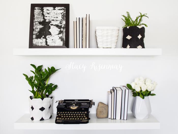 white-shelves