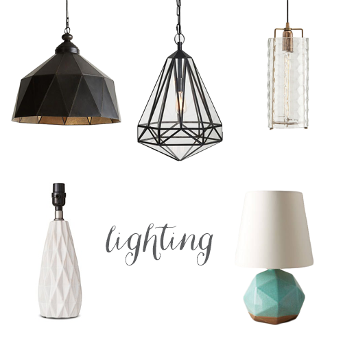 faceted-lighting
