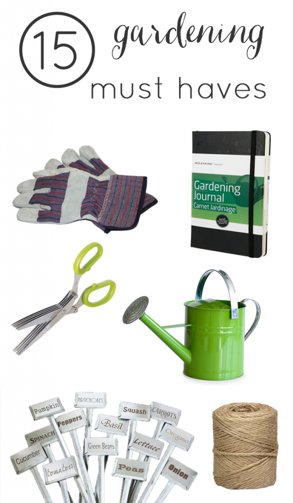 15 must have gardening tools not just a housewife for Gardening tools must have