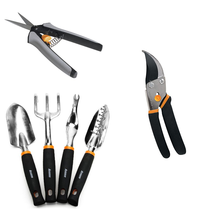 15 must have gardening tools not just a housewife - Must tools small garden orchard ...
