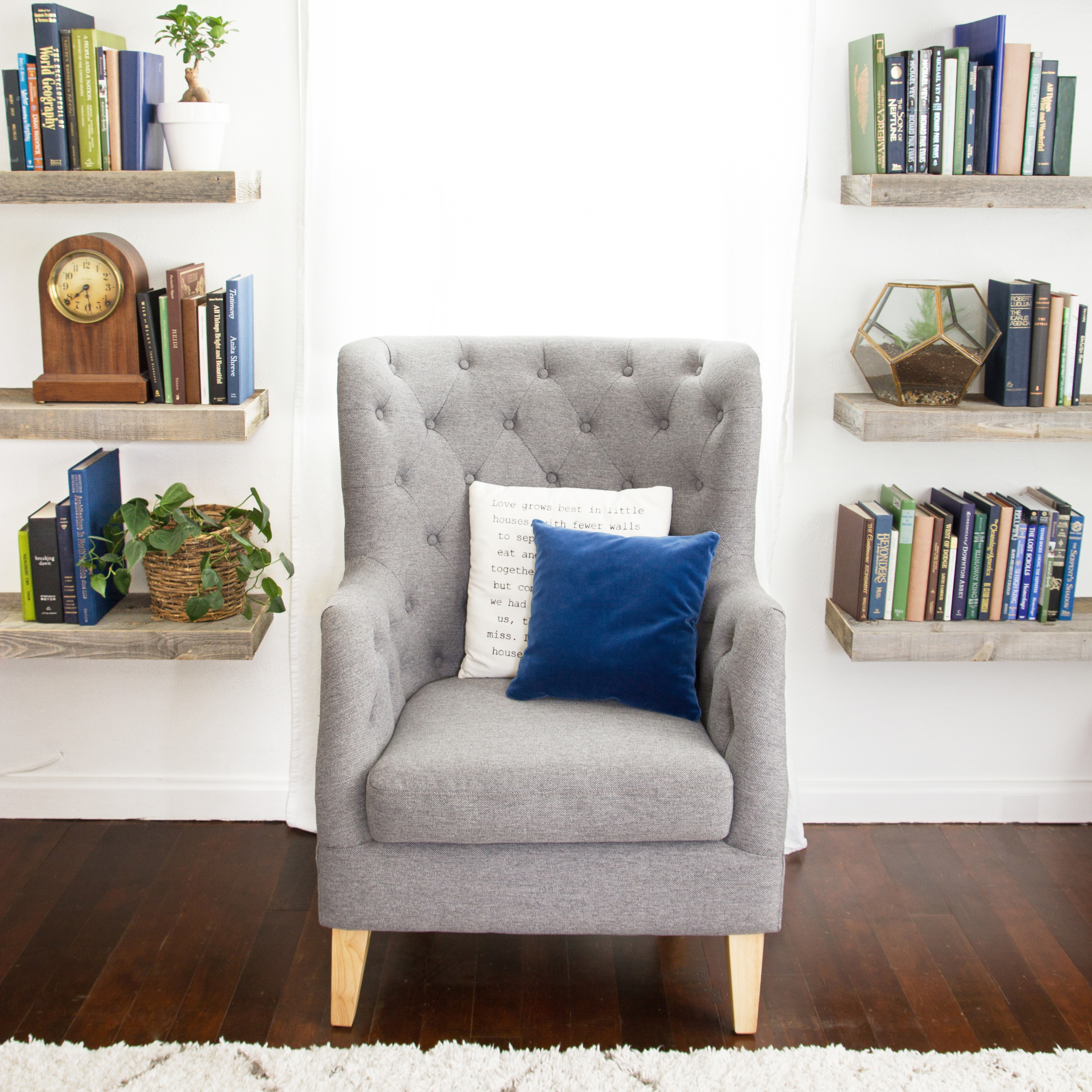 Ikea Hack Using Reclaimed Wood Stacy Risenmay