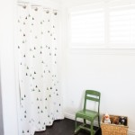 Custom Painted Curtains