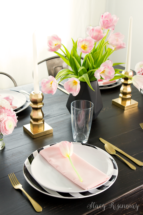 Valentine\'s Day Table Setting - Stacy Risenmay