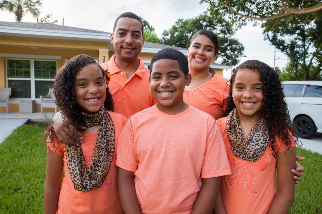 ST. PETERSBURG, FL, USA (07/29/16)- ©Habitat for Humanity International/Jason Asteros