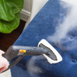 steam clean upholstery