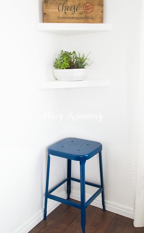 vintage-blue-stool