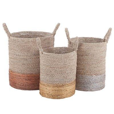 mixed metal baskets