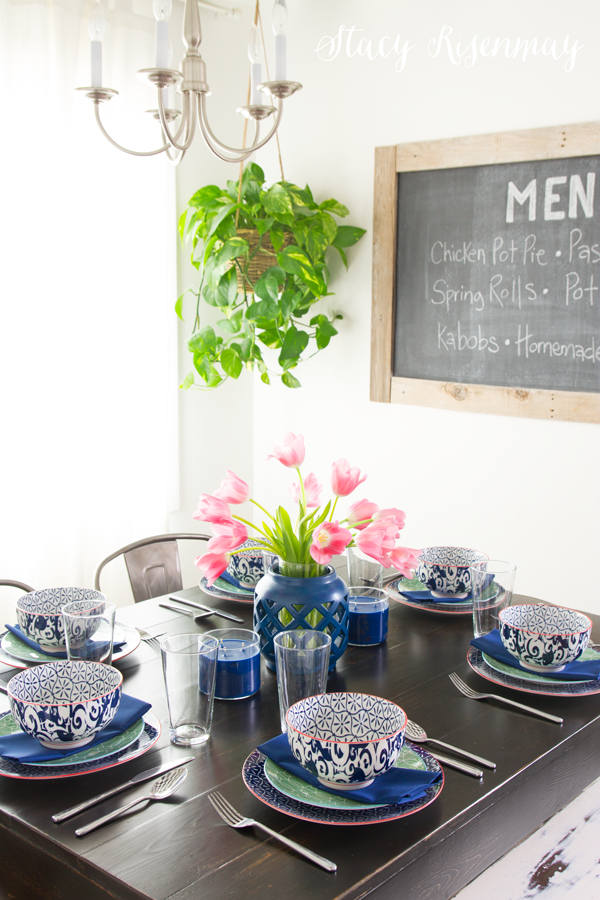 spring-table-setting-with-mixed-patterns