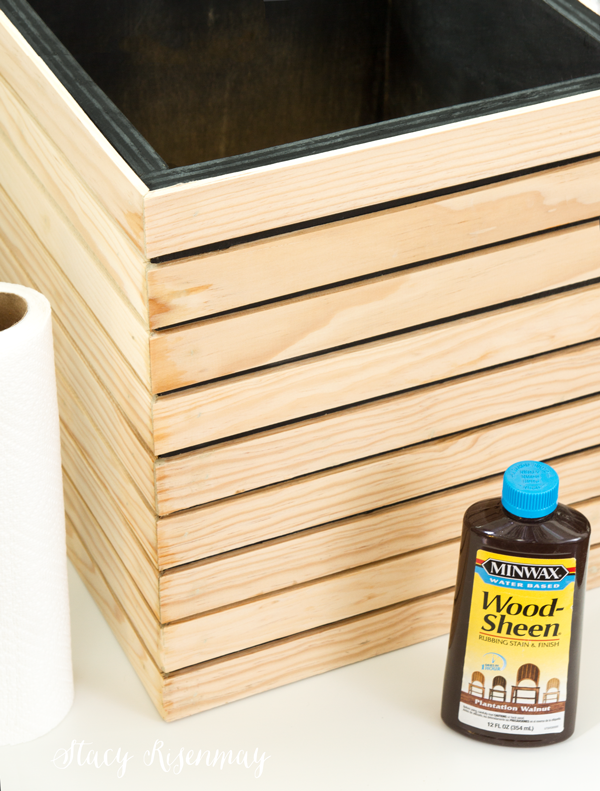 Diy Modern Planter Box Stacy Risenmay