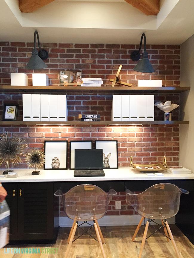 brock wall office