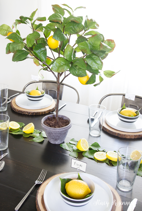 faux-lemon-tree