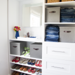 Walk-In Closet Luxury Makeover!