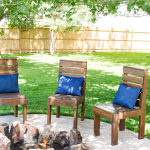 Easy DIY Outdoor Chairs
