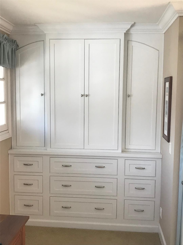 Built In Dresser Stacy Risenmay