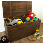 Easy To Build Toy Box Crate