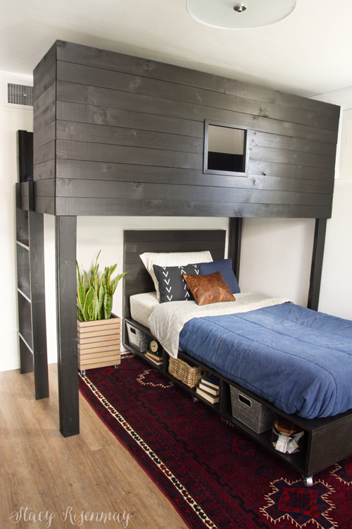 Diy Modern Beds Stacy Risenmay