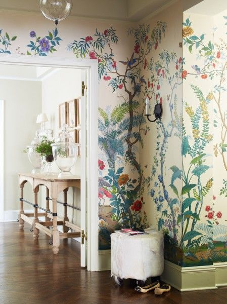 Crushing On Wall Murals Stacy Risenmay