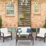 We Finally Have an Outdoor Seating Area! {DIY Paver Patio}