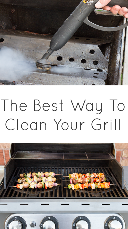 The Best Way To Clean Your Grill
