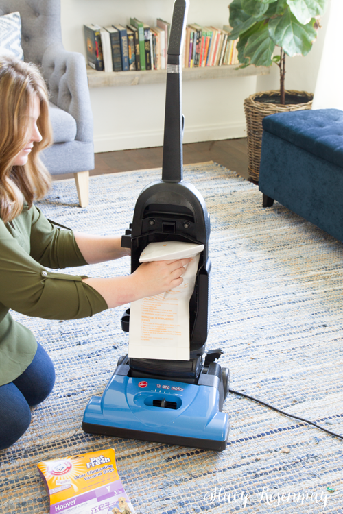Battling Allergens with your vacuum