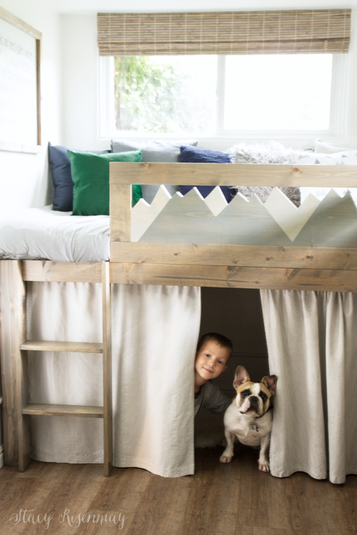 Kid Beds with Storage!