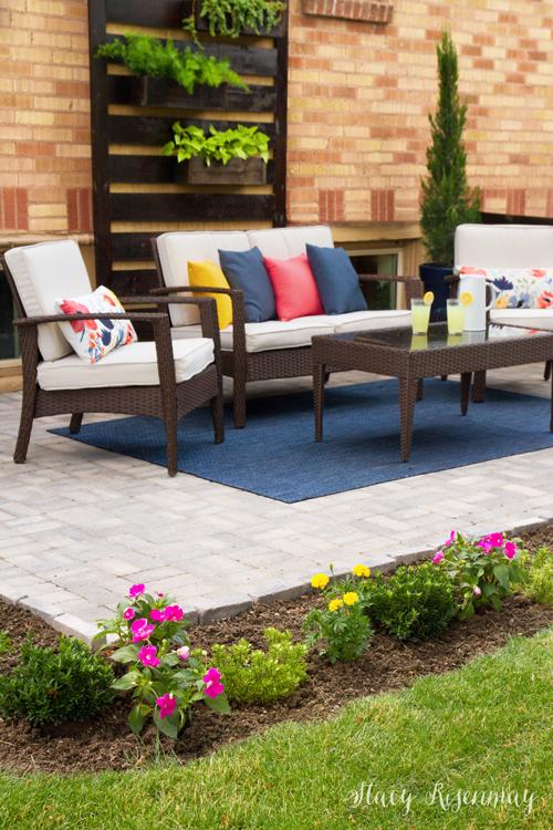 Summer patio ideas