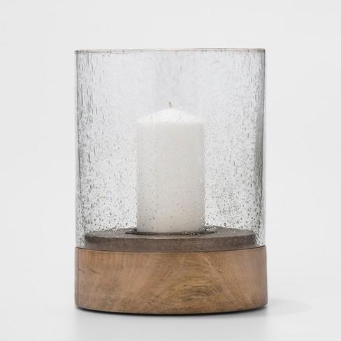 Target candle holder