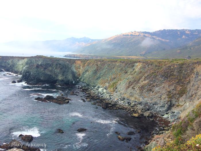 Jade Cove in California