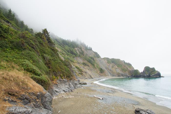 hidden beach in california