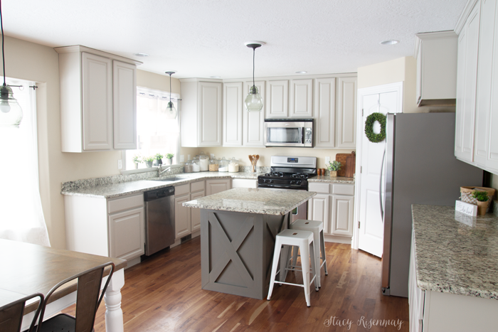 Tips For Painting Kitchen Cabinets Stacy Risenmay